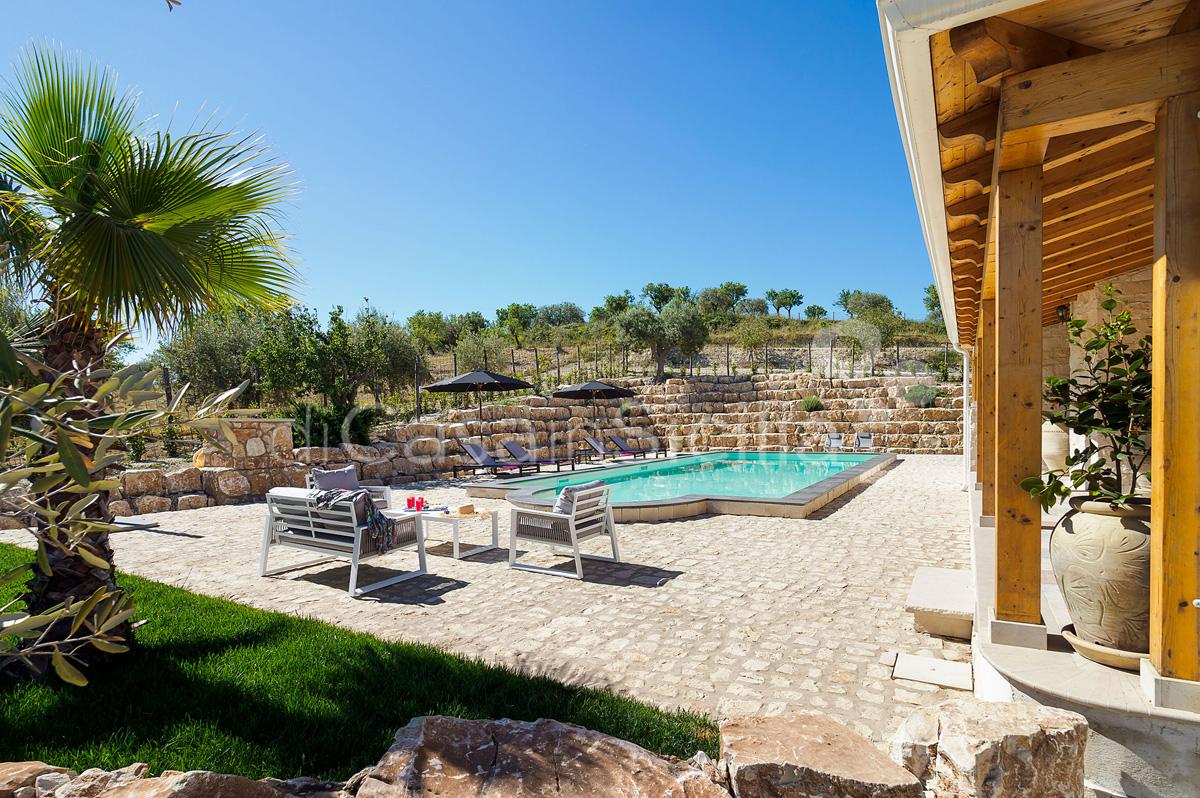 Villa Kika Villa con Piscina e Giardino in affitto vicino Noto Sicilia - 7