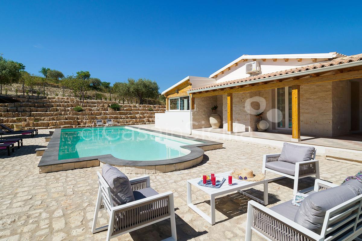Villa Kika Villa con Piscina e Giardino in affitto vicino Noto Sicilia - 9
