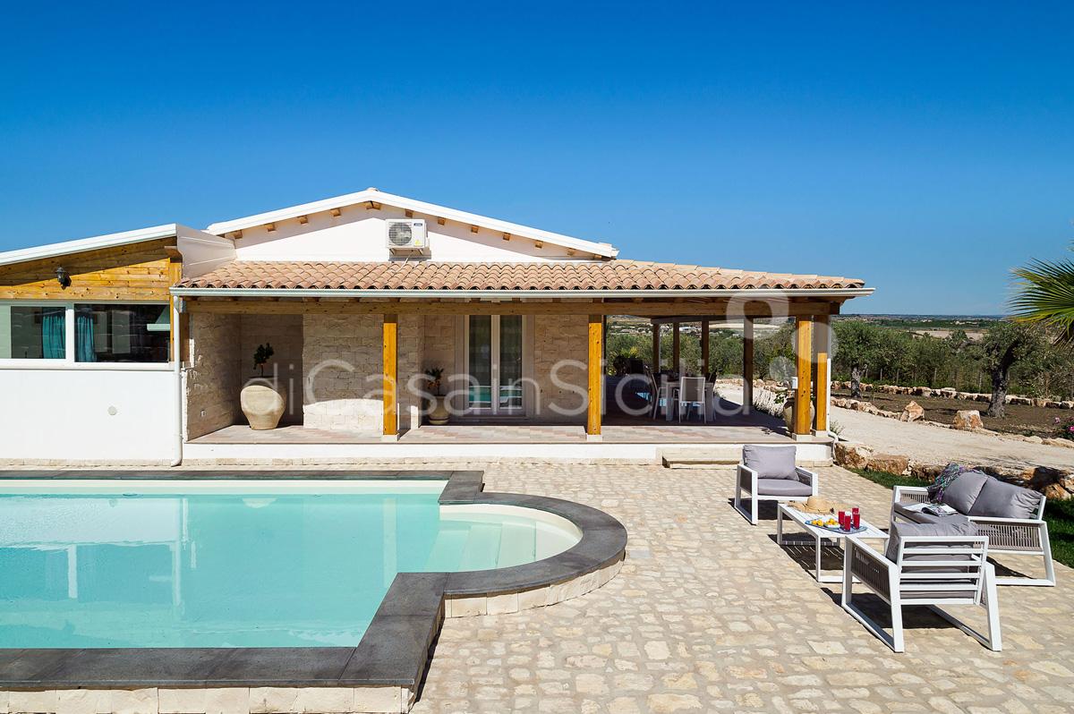 Villa Kika Villa con Piscina e Giardino in affitto vicino Noto Sicilia - 10