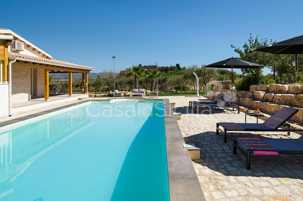 Villa Kika Villa con Piscina e Giardino in affitto vicino Noto Sicilia - 12