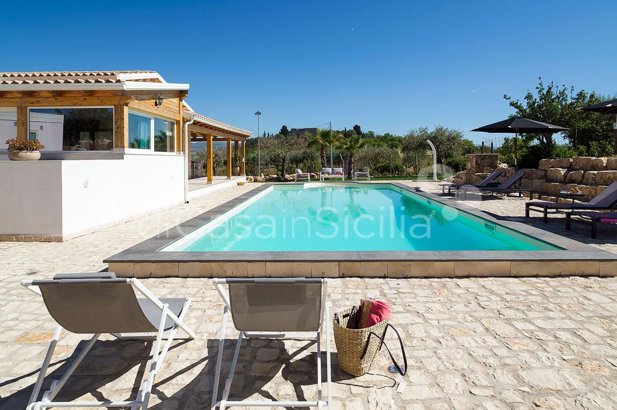 Villa Kika Villa con Piscina e Giardino in affitto vicino Noto Sicilia - 13