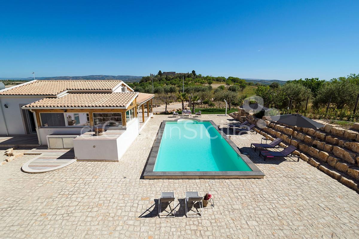 Villa Kika Villa con Piscina e Giardino in affitto vicino Noto Sicilia - 14