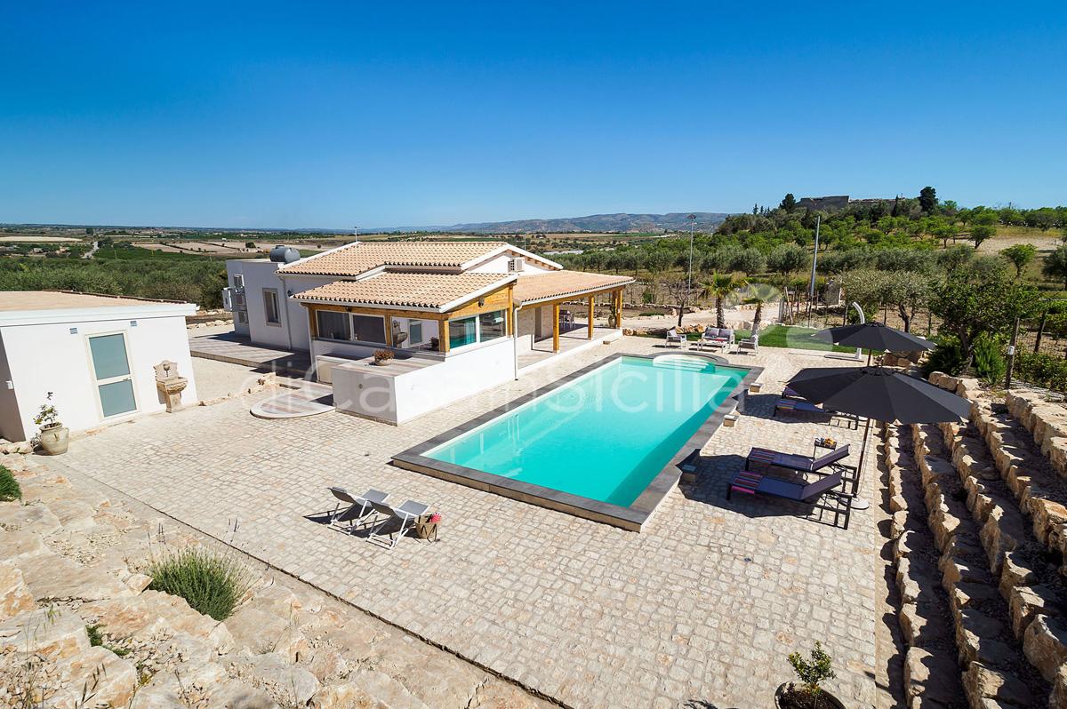 Villa Kika Villa con Piscina e Giardino in affitto vicino Noto Sicilia - 15