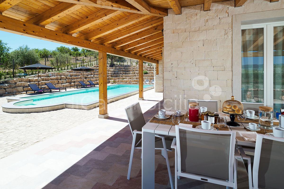 Villa Kika Villa con Piscina e Giardino in affitto vicino Noto Sicilia - 16