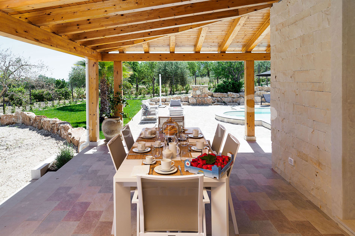 Villa Kika Villa con Piscina e Giardino in affitto vicino Noto Sicilia - 17