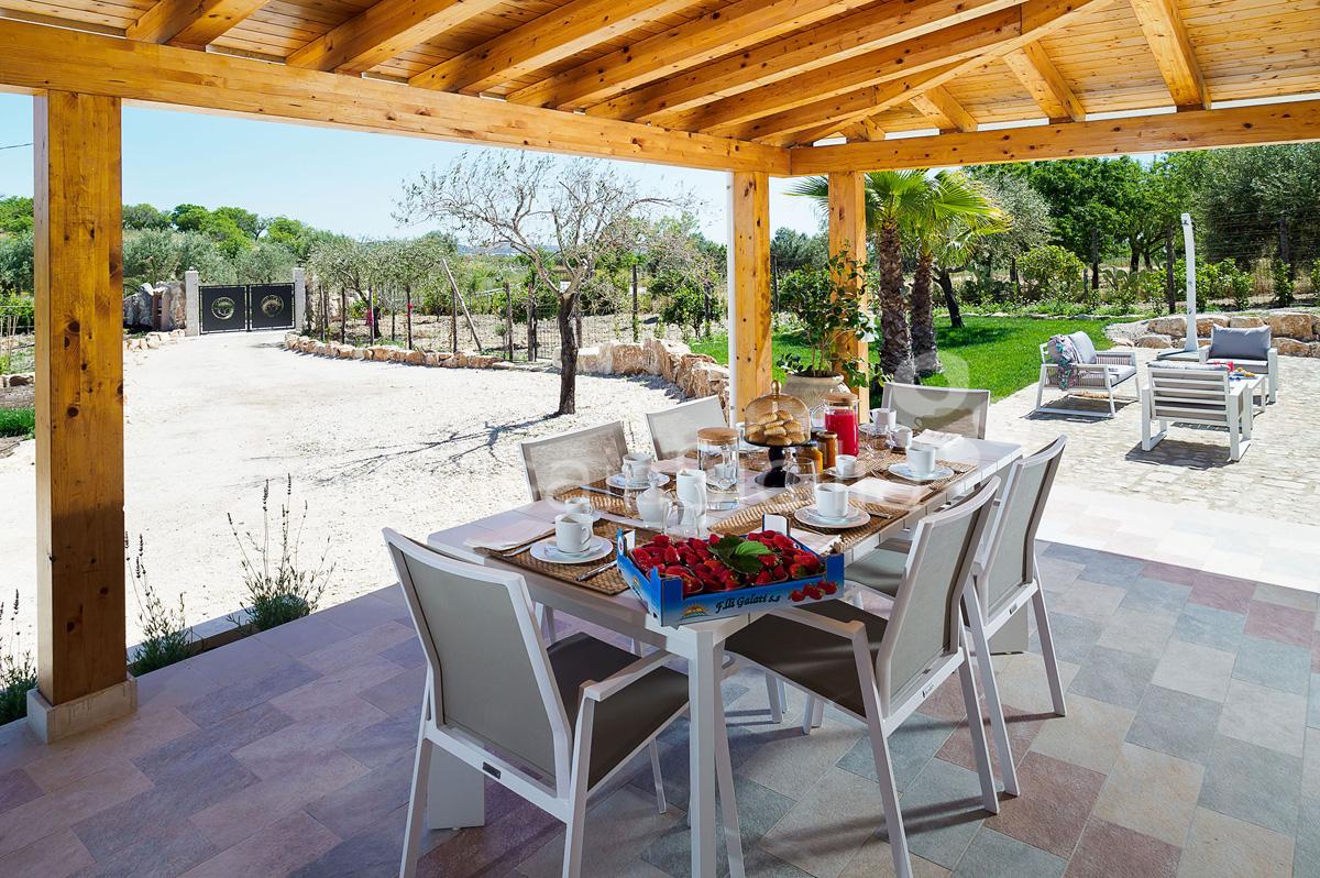 Villa Kika Villa con Piscina e Giardino in affitto vicino Noto Sicilia - 18