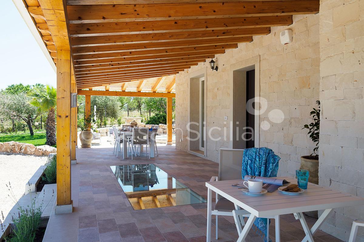 Villa Kika Villa con Piscina e Giardino in affitto vicino Noto Sicilia - 19