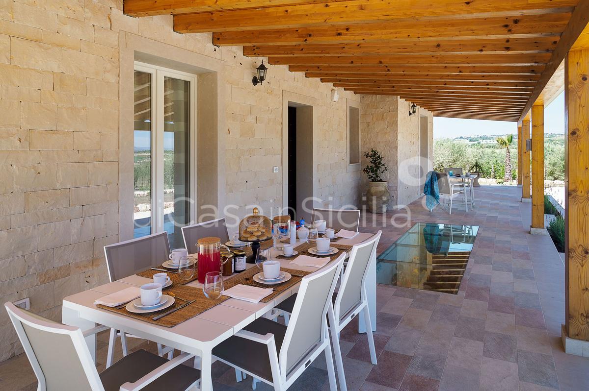 Villa Kika Villa con Piscina e Giardino in affitto vicino Noto Sicilia - 20