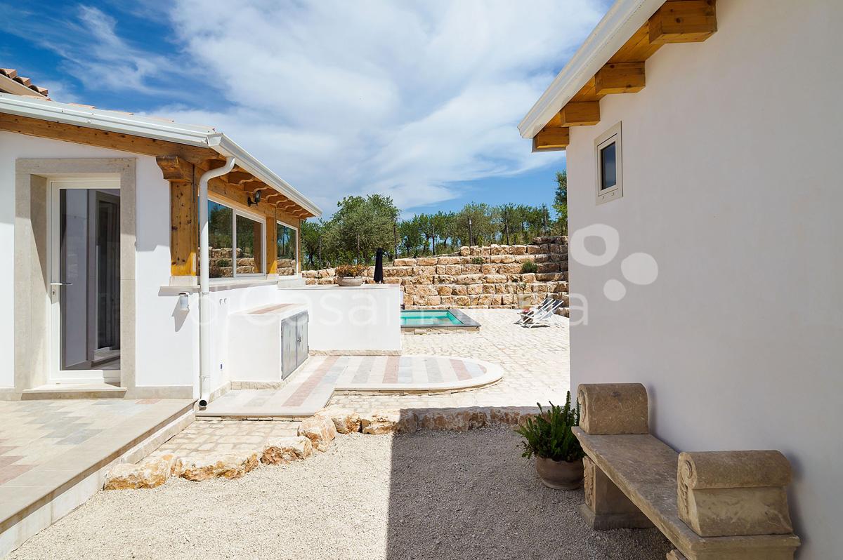 Villa Kika Villa con Piscina e Giardino in affitto vicino Noto Sicilia - 21