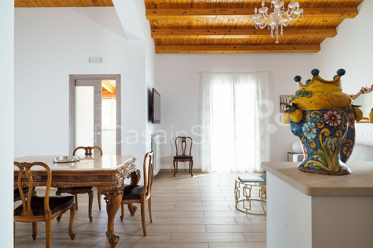Villa Kika Villa con Piscina e Giardino in affitto vicino Noto Sicilia - 23