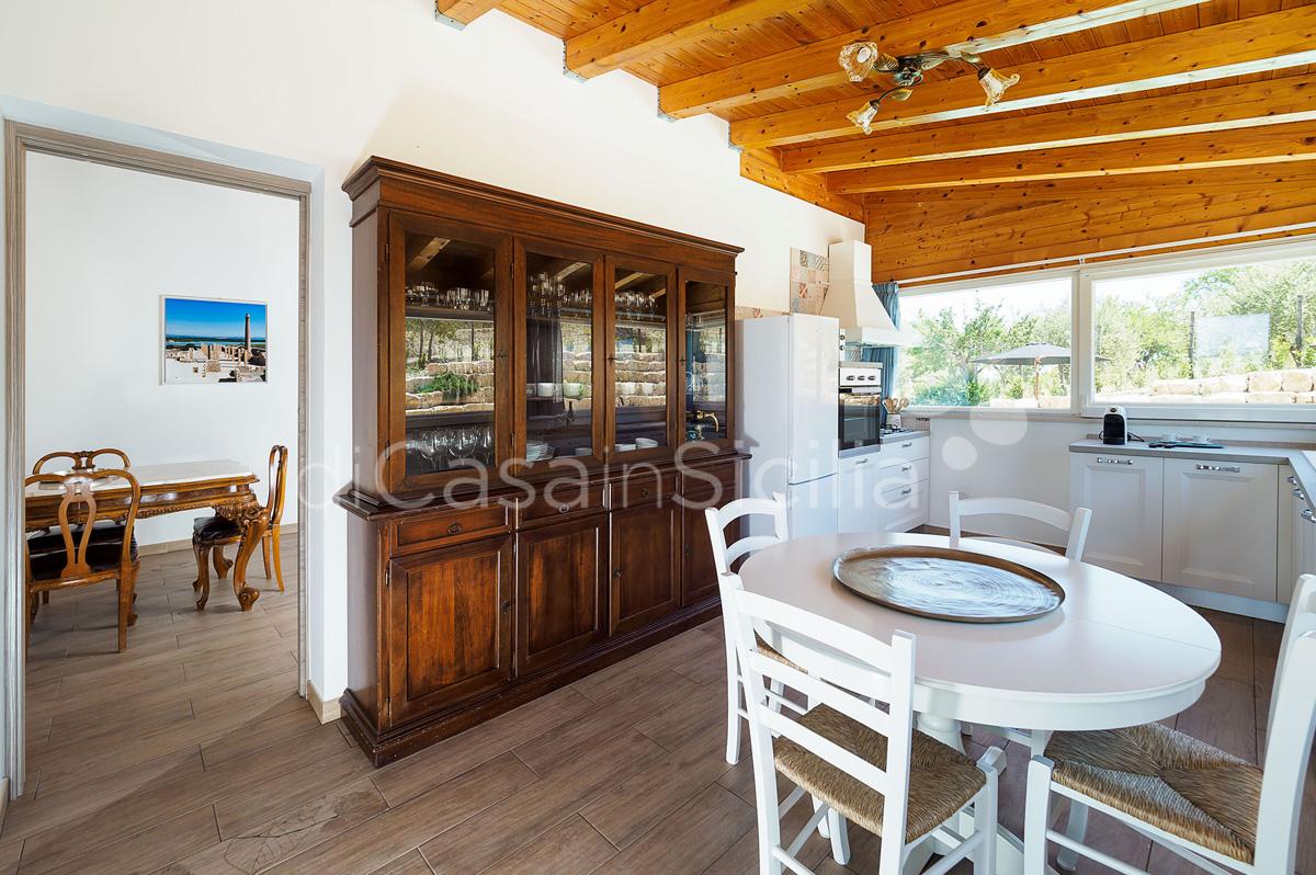 Villa Kika Villa con Piscina e Giardino in affitto vicino Noto Sicilia - 29