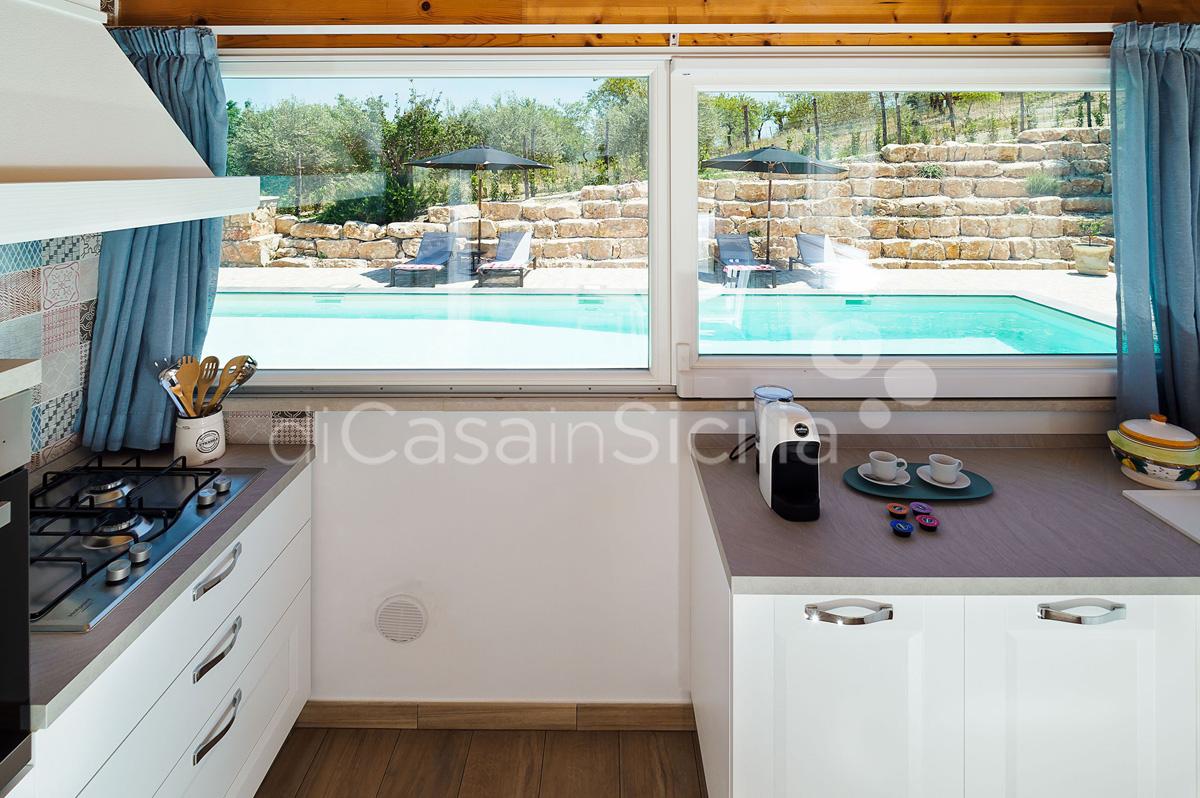 Villa Kika Villa con Piscina e Giardino in affitto vicino Noto Sicilia - 32
