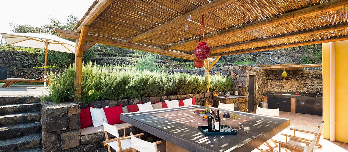 Nerello Mascalese Villa con Piscina in affitto Randazzo Etna Sicilia - 1