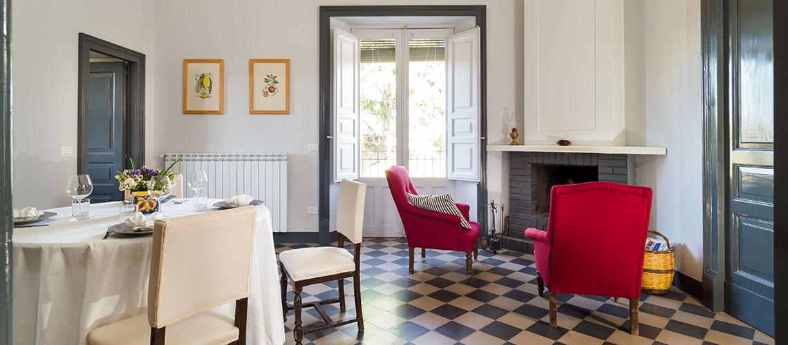 Nerello Mascalese Villa con Piscina in affitto Randazzo Etna Sicilia - 2