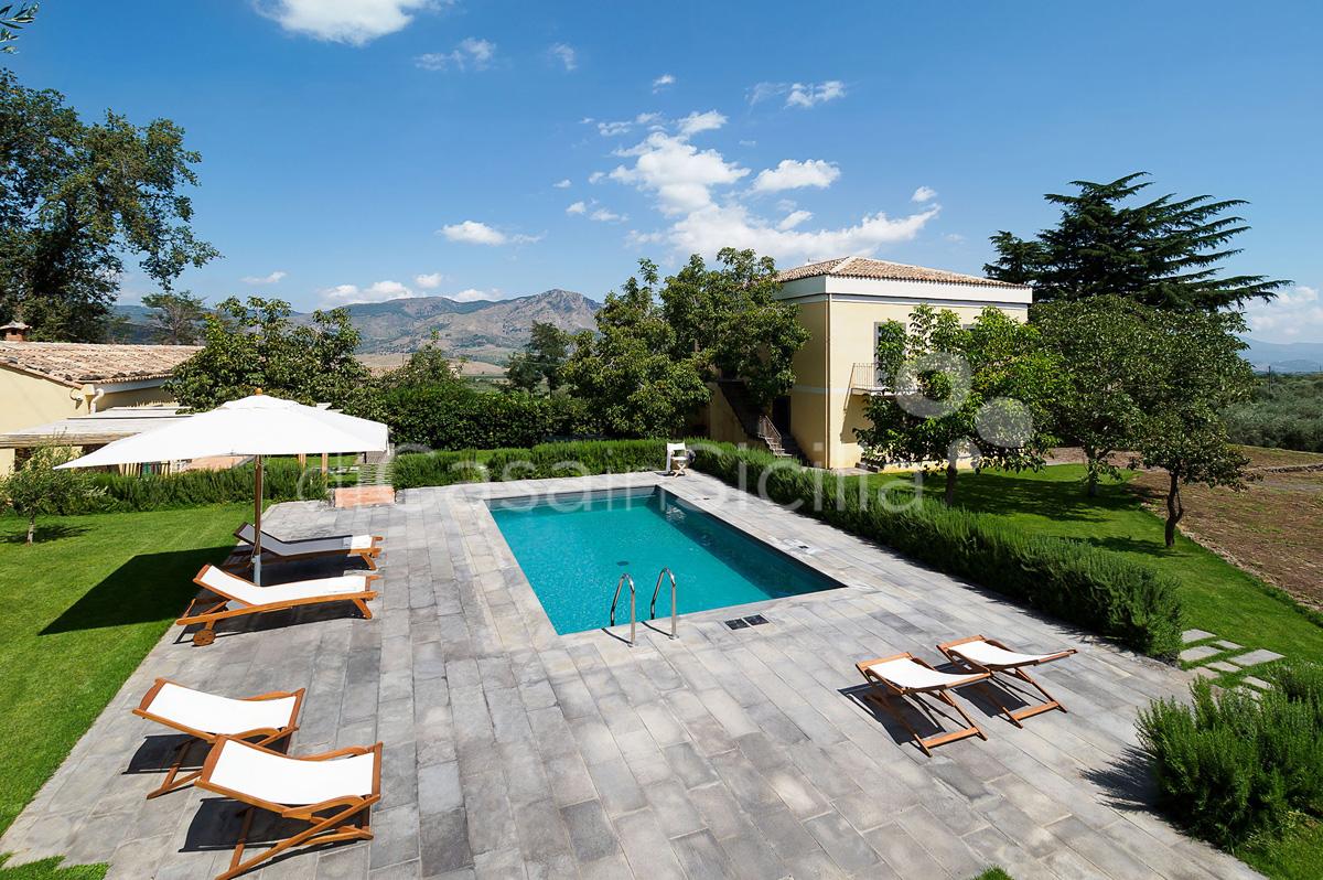 Nerello Mascalese Villa con Piscina in affitto Randazzo Etna Sicilia - 9