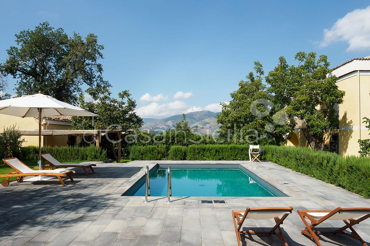 Nerello Mascalese Villa con Piscina in affitto Randazzo Etna Sicilia - 10