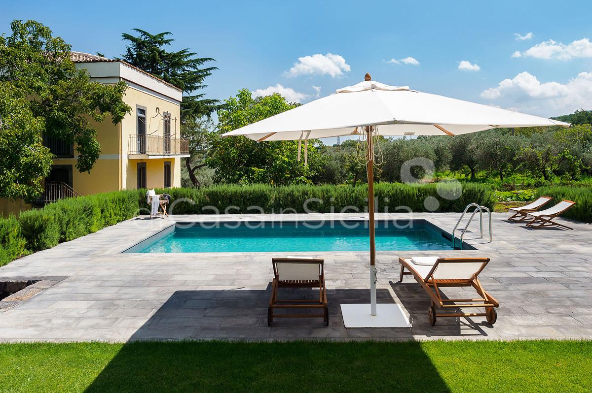Nerello Mascalese Villa con Piscina in affitto Randazzo Etna Sicilia - 11
