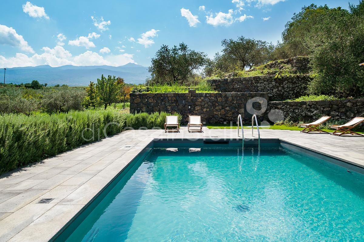 Nerello Mascalese Villa con Piscina in affitto Randazzo Etna Sicilia - 12