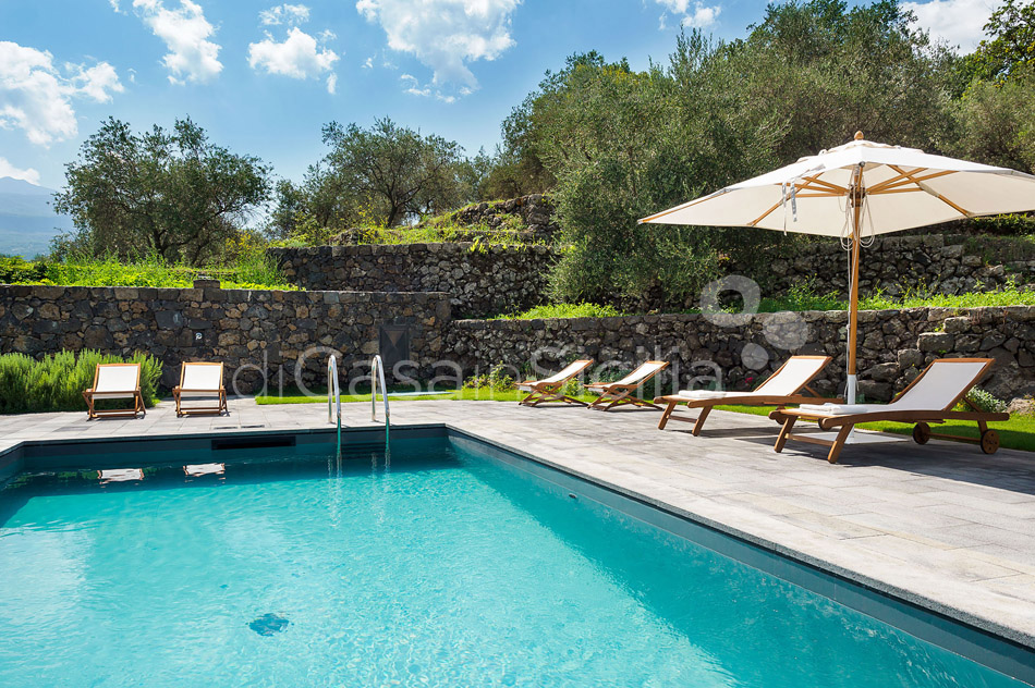 Nerello Mascalese Sicily Villa Rental with Pool Randazzo Mount Etna - 13