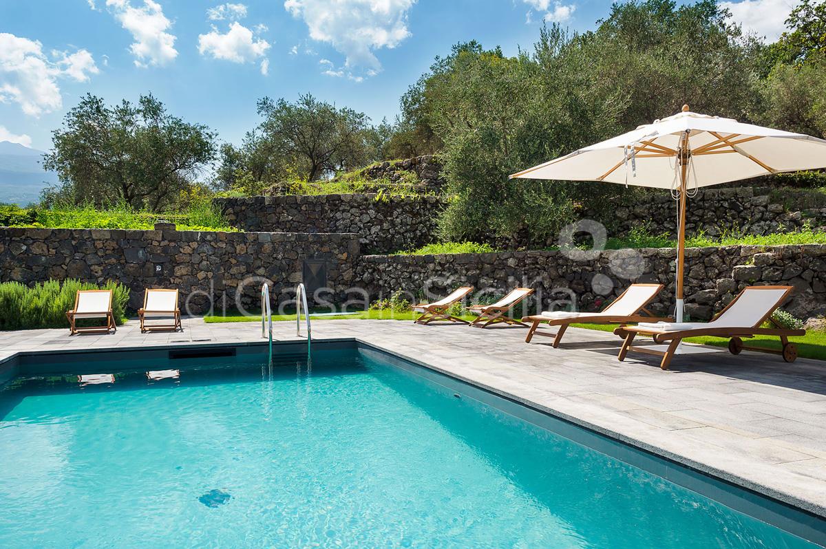 Nerello Mascalese Villa con Piscina in affitto Randazzo Etna Sicilia - 13