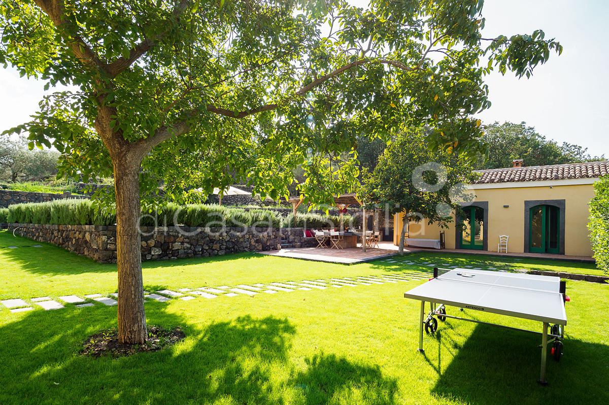 Nerello Mascalese Villa con Piscina in affitto Randazzo Etna Sicilia - 16