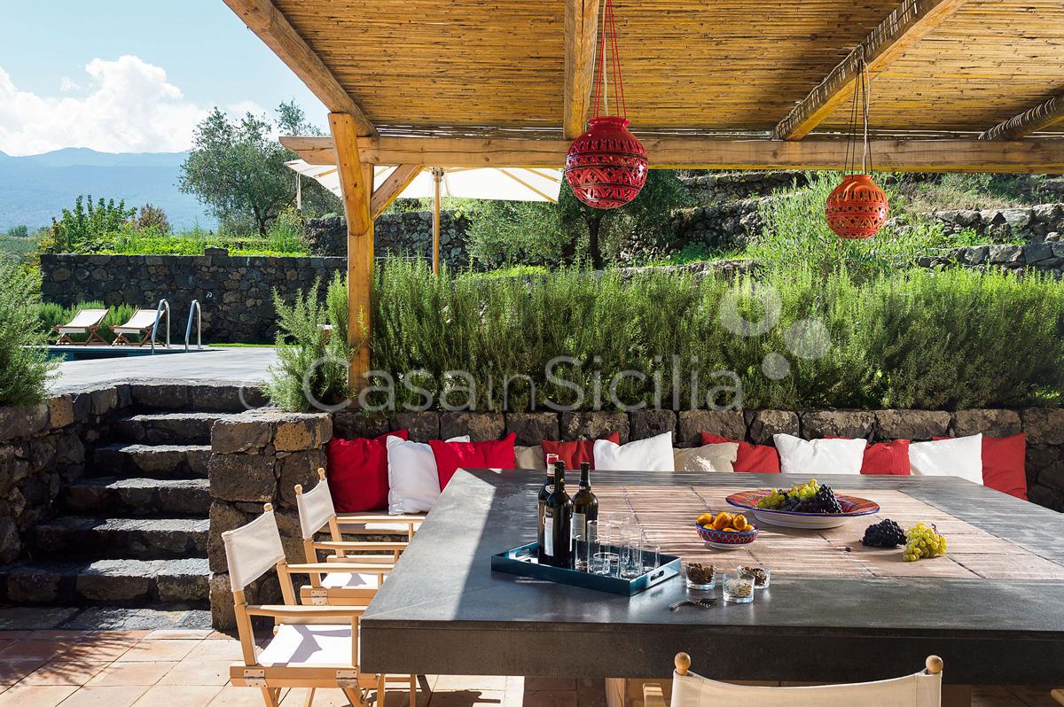 Nerello Mascalese Villa con Piscina in affitto Randazzo Etna Sicilia - 19