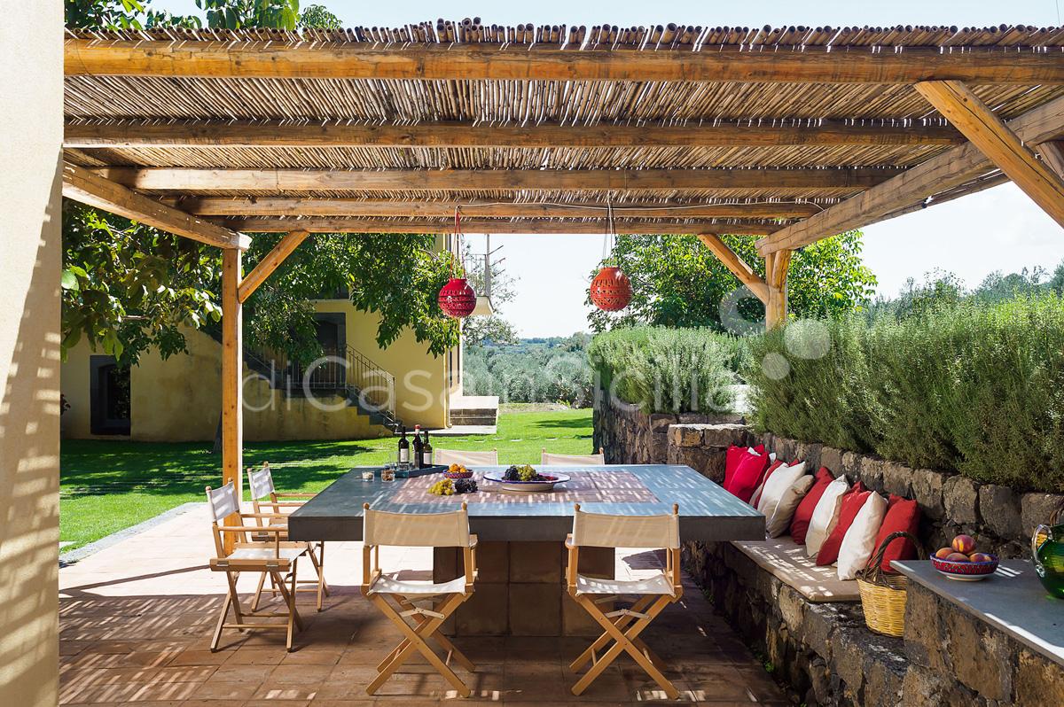 Nerello Mascalese Villa con Piscina in affitto Randazzo Etna Sicilia - 21
