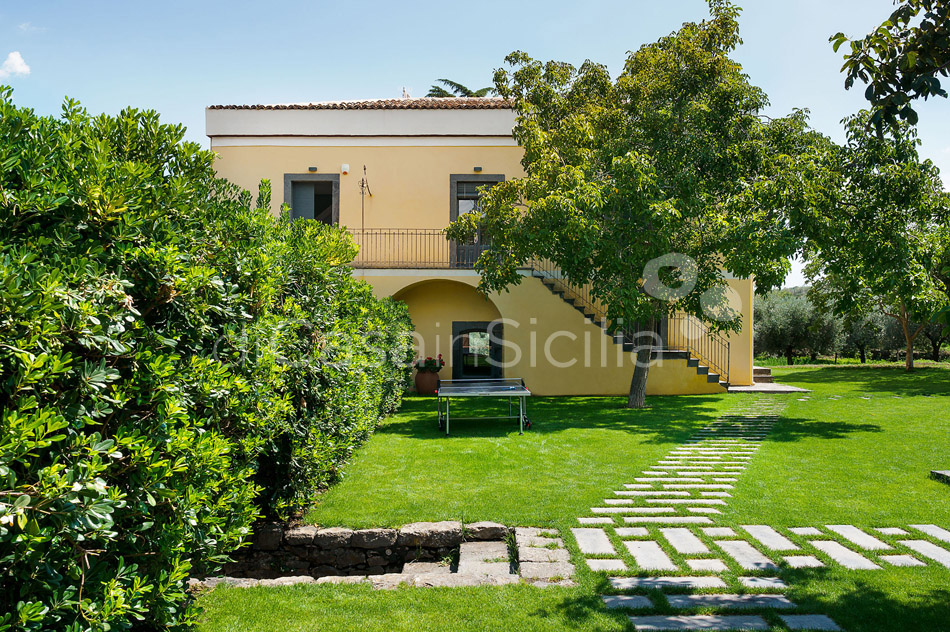 Nerello Mascalese Sicily Villa Rental with Pool Randazzo Mount Etna - 22