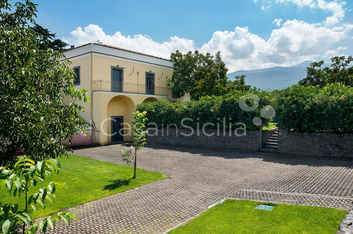 Nerello Mascalese Villa con Piscina in affitto Randazzo Etna Sicilia - 23