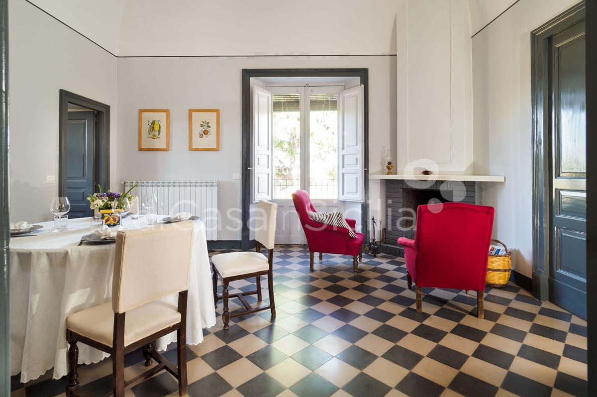 Nerello Mascalese Villa con Piscina in affitto Randazzo Etna Sicilia - 25
