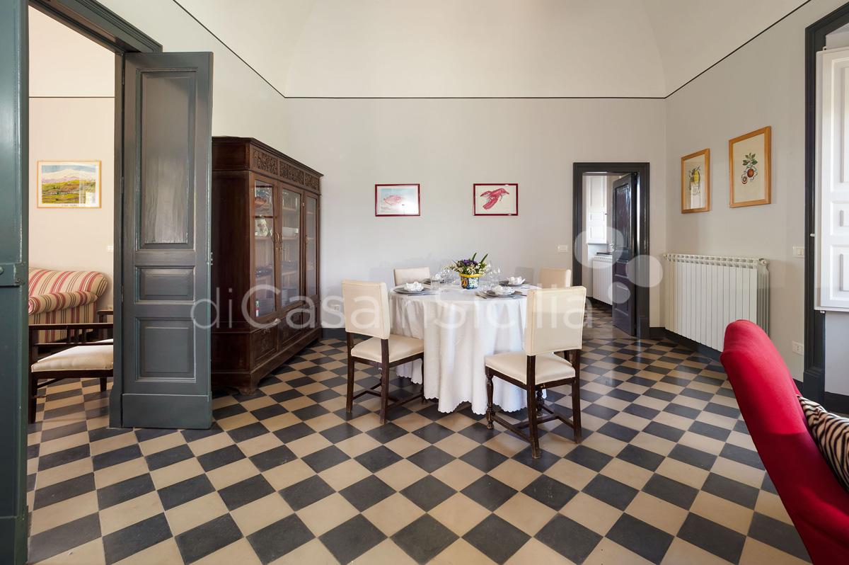 Nerello Mascalese Villa con Piscina in affitto Randazzo Etna Sicilia - 27