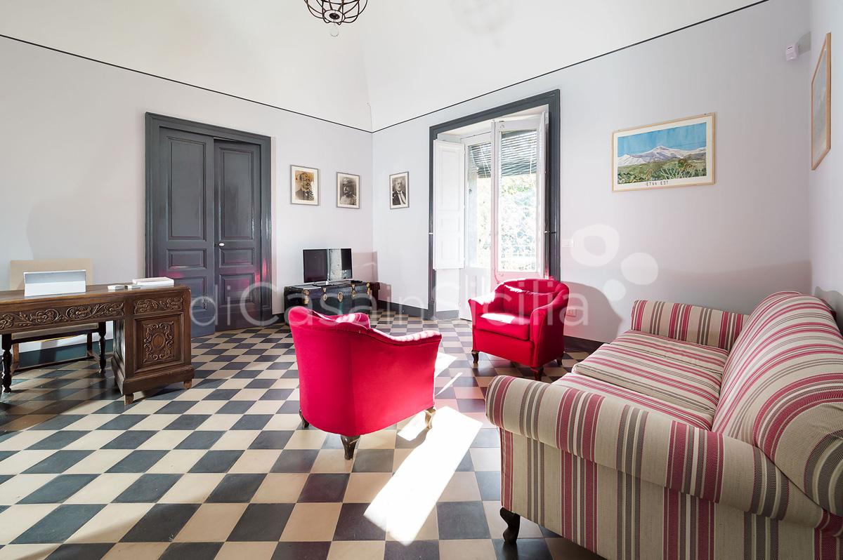 Nerello Mascalese Villa con Piscina in affitto Randazzo Etna Sicilia - 28