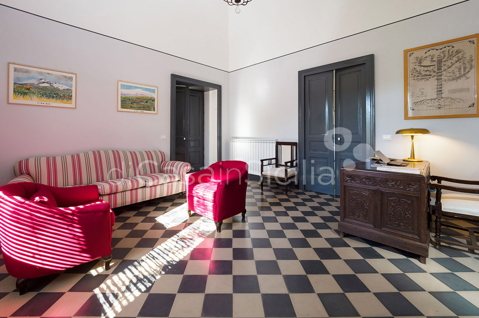 Nerello Mascalese Sicily Villa Rental with Pool Randazzo Mount Etna - 29