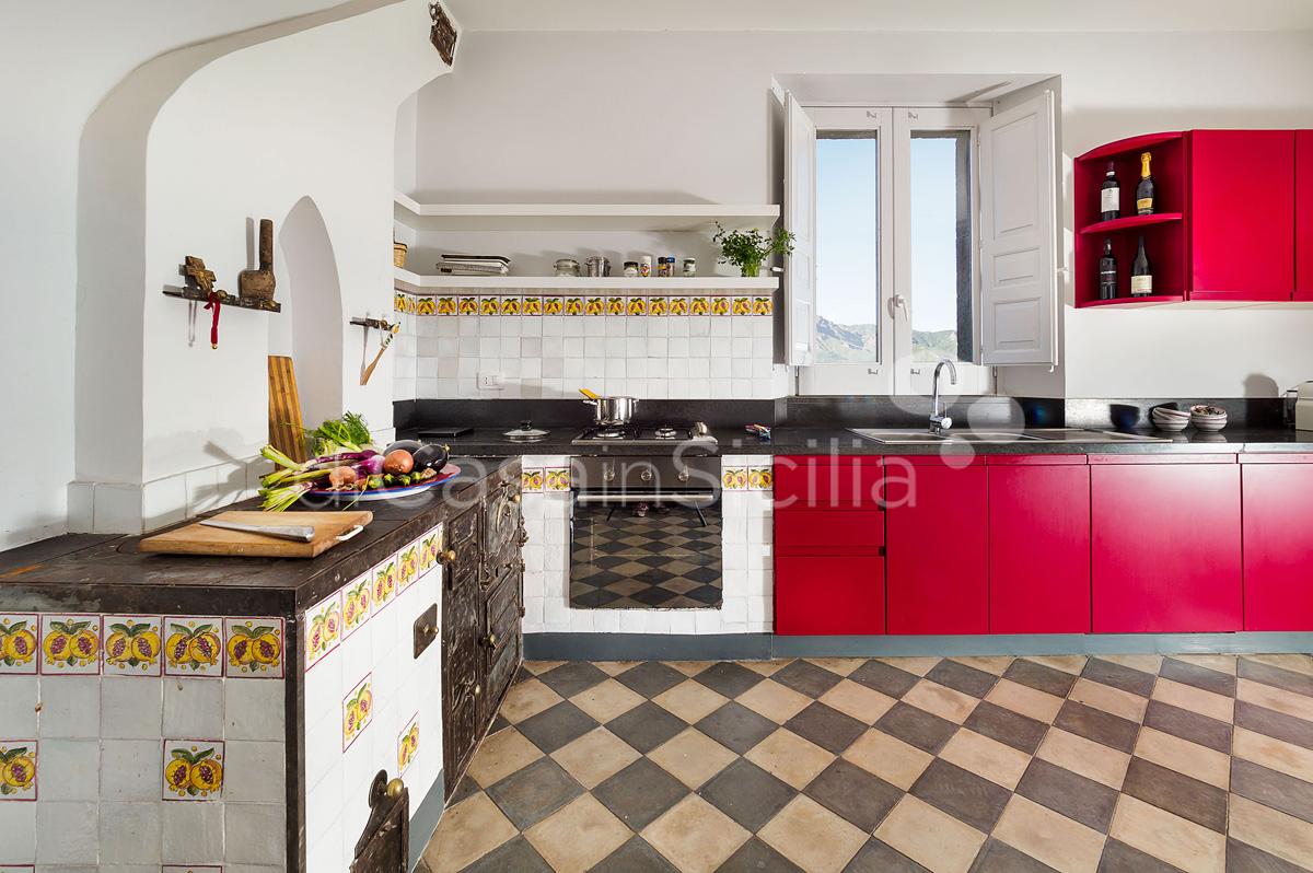 Nerello Mascalese Villa con Piscina in affitto Randazzo Etna Sicilia - 30