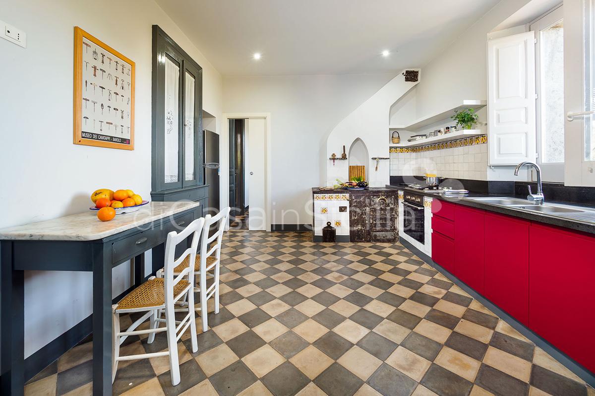 Nerello Mascalese Villa con Piscina in affitto Randazzo Etna Sicilia - 32
