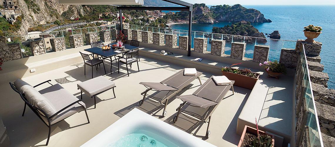 Torre Isola Bella Appartamento di Lusso in affitto a Taormina Sicilia - 53