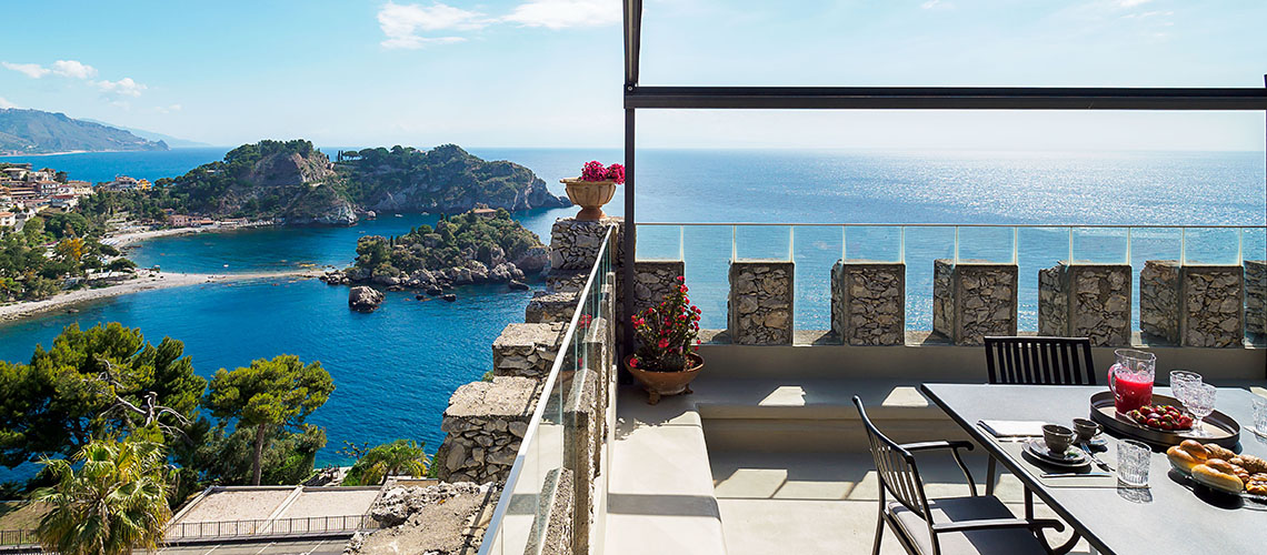 Torre Isola Bella Luxury Vacation Rental in Taormina Sicily - 54