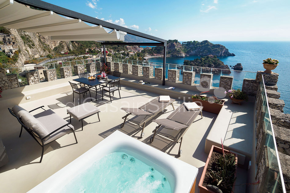 Torre Isola Bella Luxury Vacation Rental in Taormina Sicily - 0