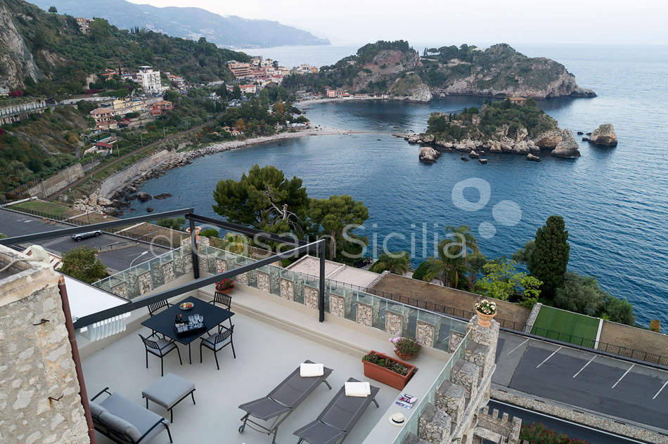 Torre Isola Bella Luxury Vacation Rental in Taormina Sicily - 33