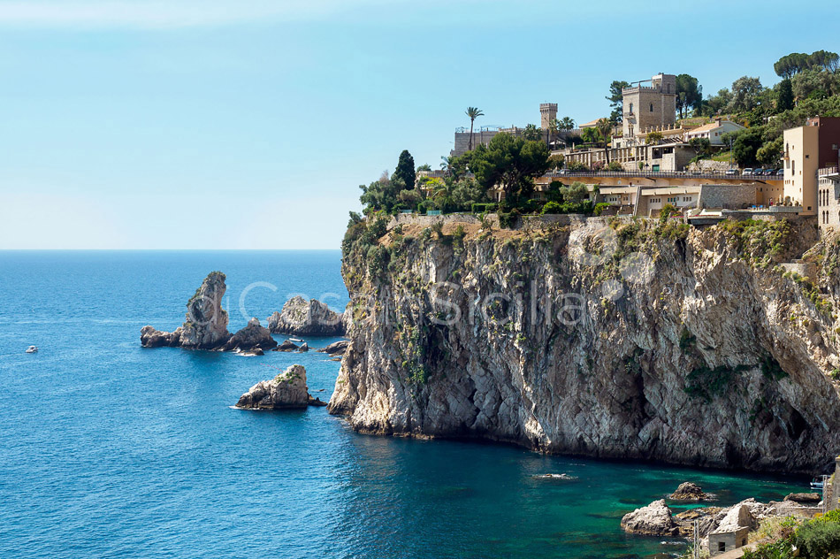 Torre Isola Bella Luxury Vacation Rental in Taormina Sicily - 40