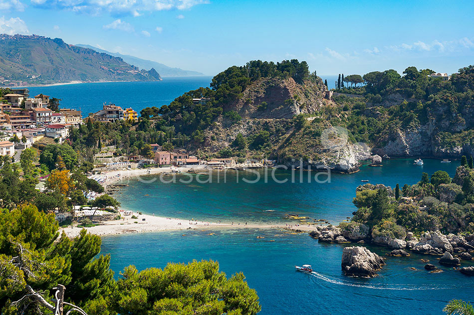 Torre Isola Bella Luxury Vacation Rental in Taormina Sicily - 41