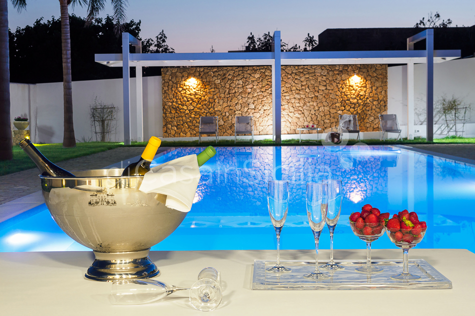 Pietra Del Sole Luxury Villa Rental with Pool near Trapani Sicily - 25