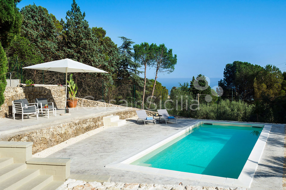 Cava Grande Sicily Design Villa with Pool for rent in Avola - 10