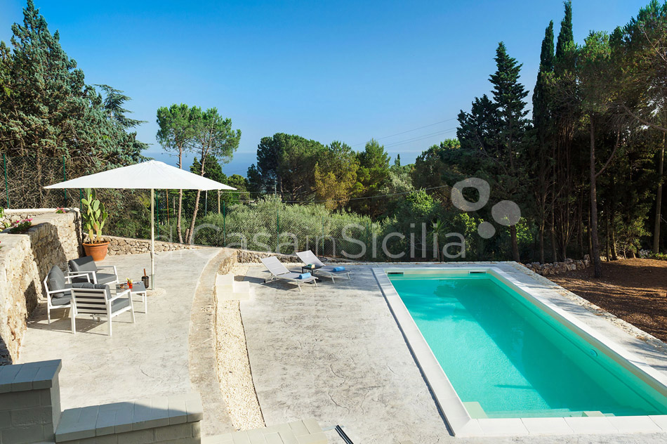 Cava Grande Sicily Design Villa with Pool for rent in Avola - 11