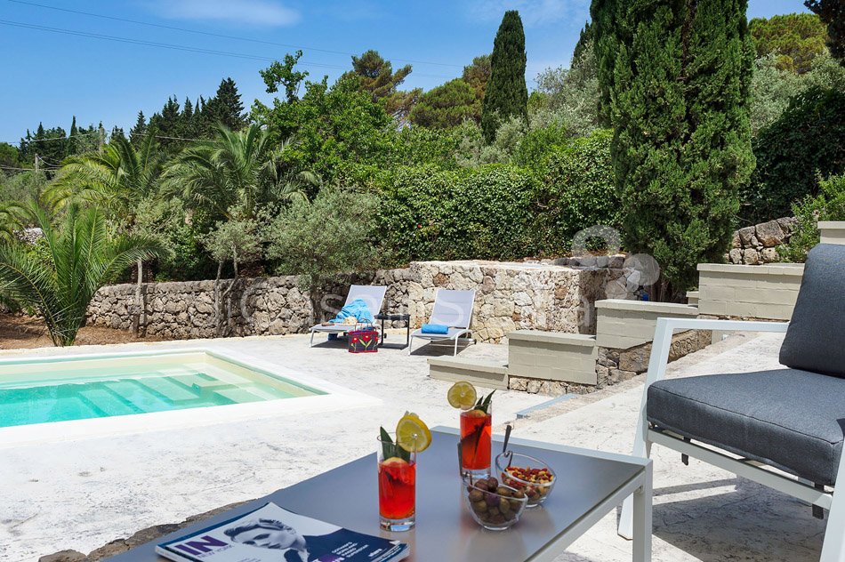 Cava Grande Sicily Design Villa with Pool for rent in Avola - 12