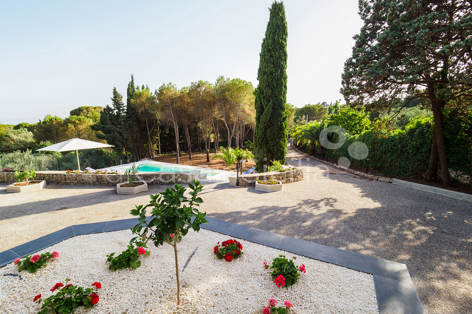 Cava Grande Sicily Design Villa with Pool for rent in Avola - 18