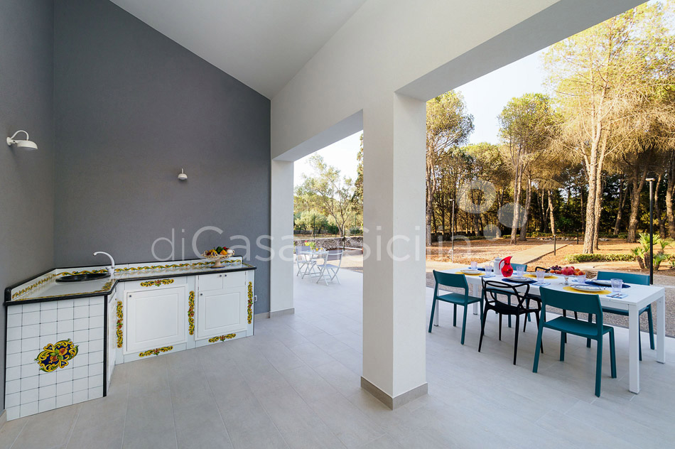 Cava Grande Sicily Design Villa with Pool for rent in Avola - 22