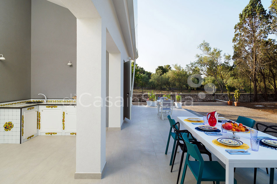 Cava Grande Sicily Design Villa with Pool for rent in Avola - 24