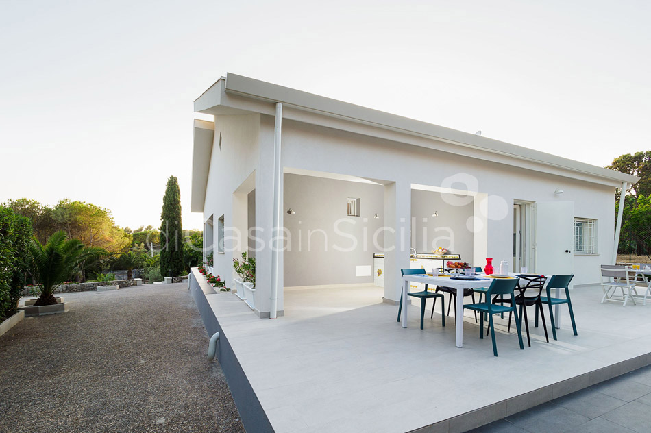 Cava Grande Sicily Design Villa with Pool for rent in Avola - 25