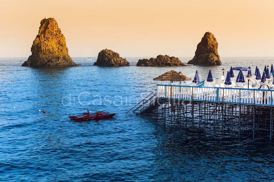 Case fronte mare nei borghi della Riviera Ionica|Di Casa in Sicilia - 15